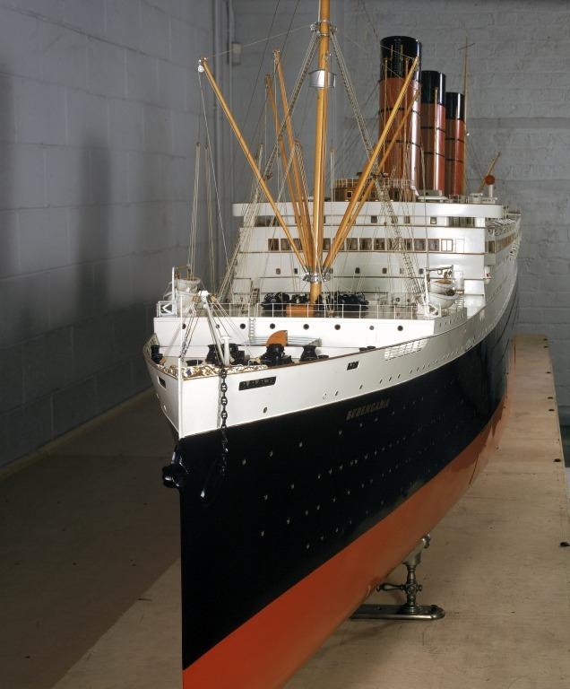 Lusitania - Ship Models