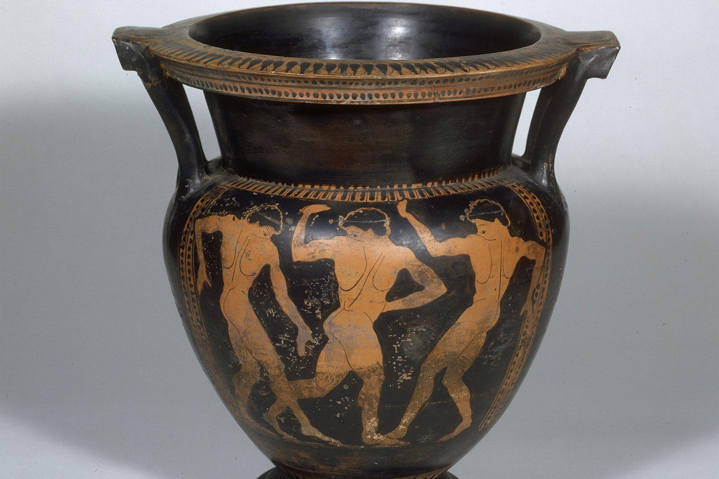 Classical antiquities collection
