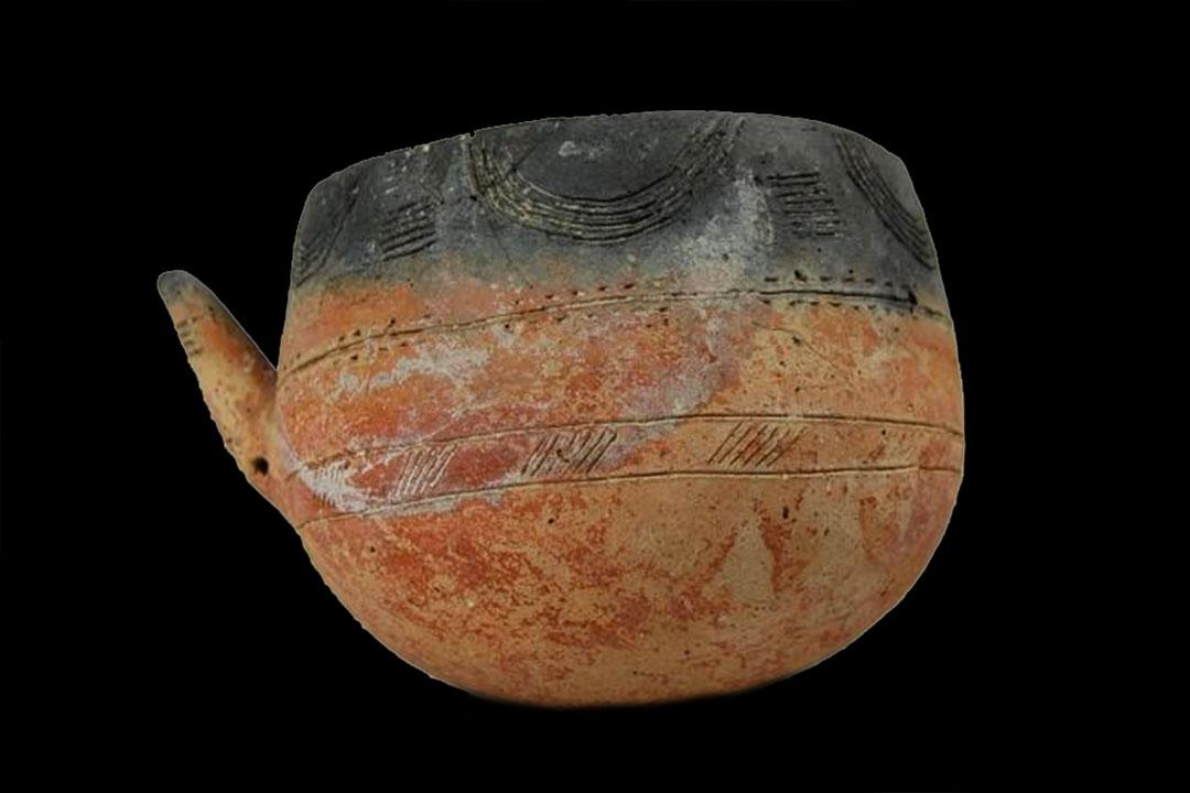 Cypriot pottery from Vounous