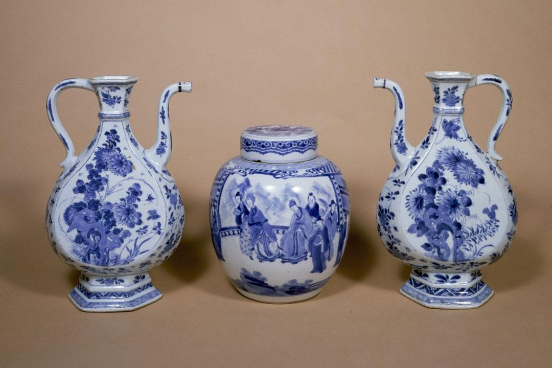 Chinese ceramics collection