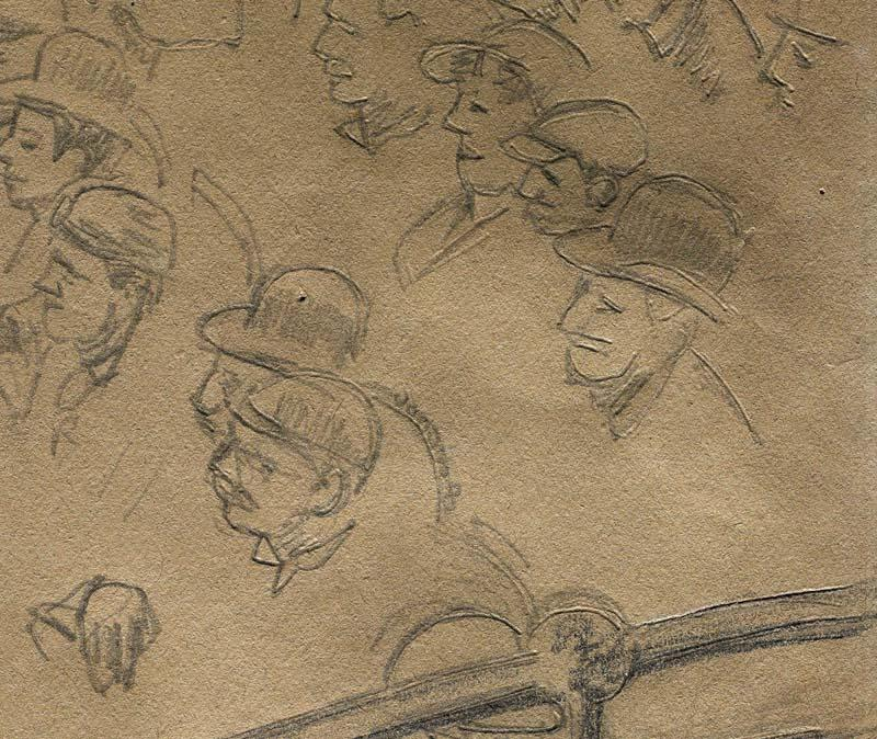 Walter Sickert's Drawings