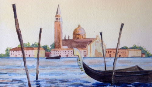 Picturing Venice