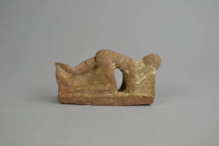 Ithyphallic Figure card