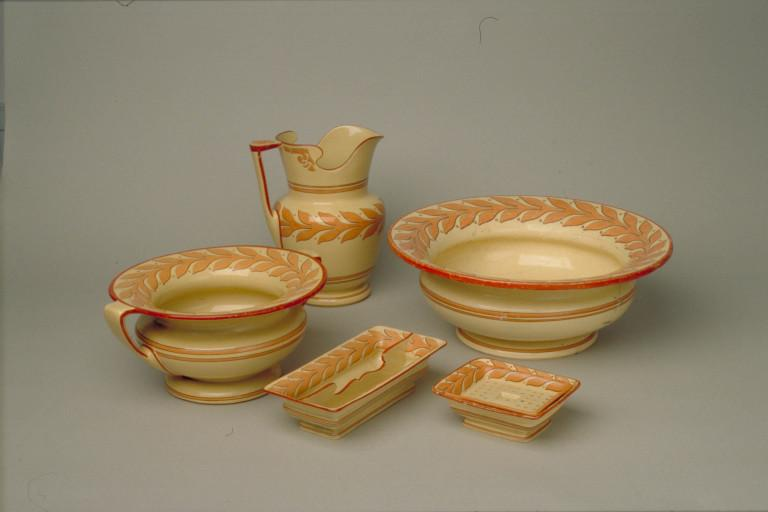Dressing Table Set made for Napoleon card