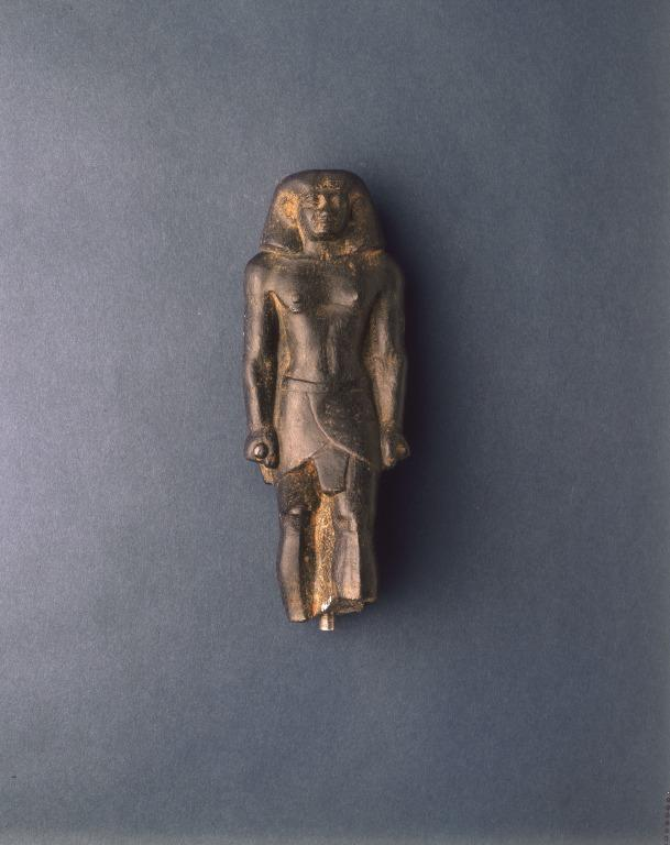 Inscribed Figure of Ankenmer card