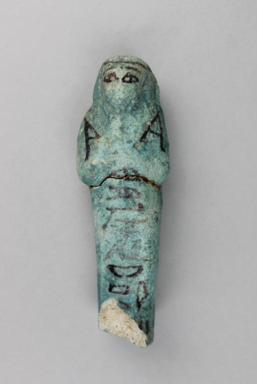Shabti of Nes–ta–neb(t)–isheru card
