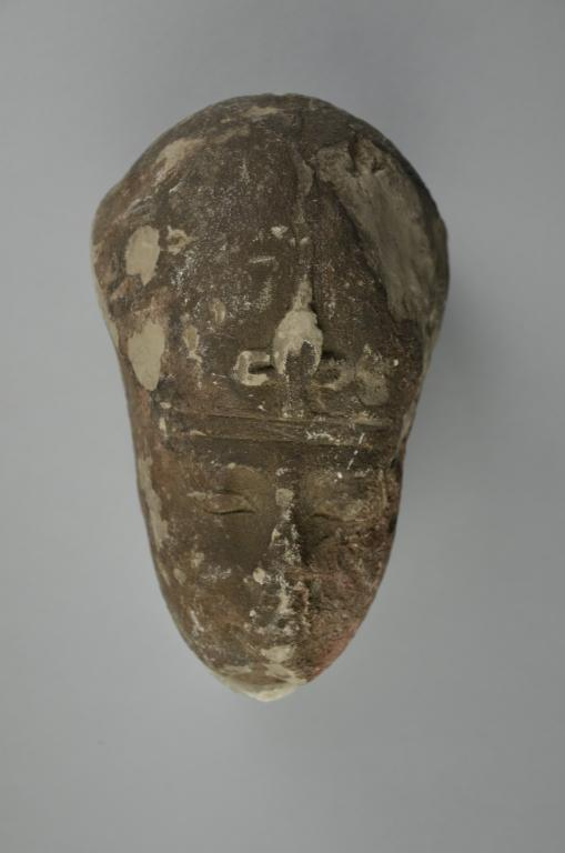 Sculpture of a King card