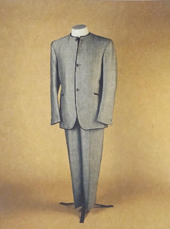 John Lennon's suit card