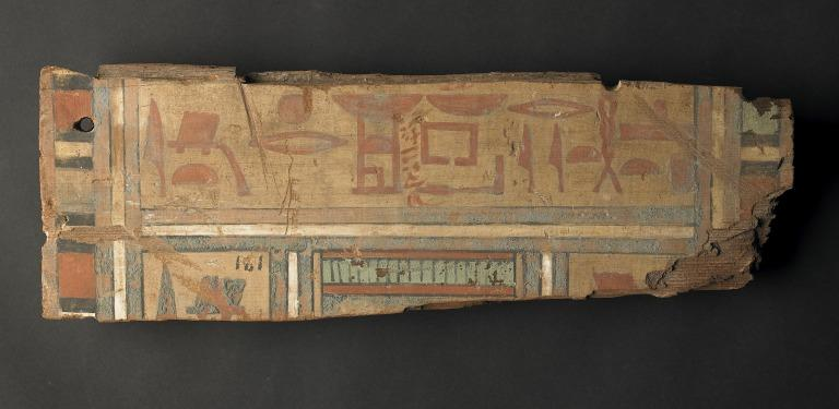 Coffin Fragment of Arythetep card