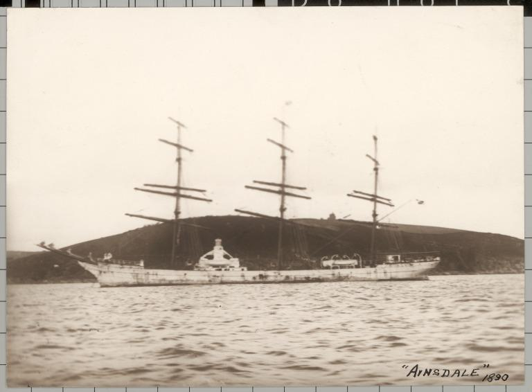 Photograph of Ainsdale, P Iredale and Porter Ltd (Liverpool) card