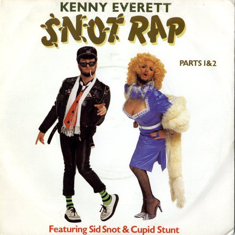 Snot Rap record card