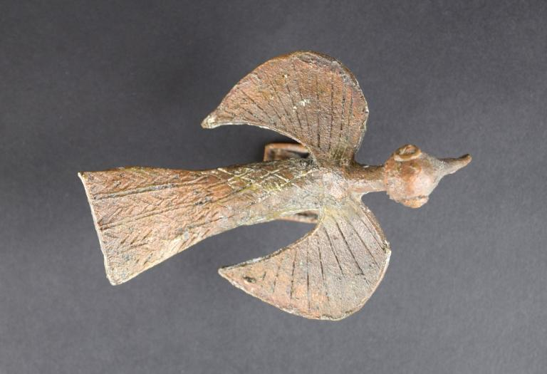 Bird Figure card