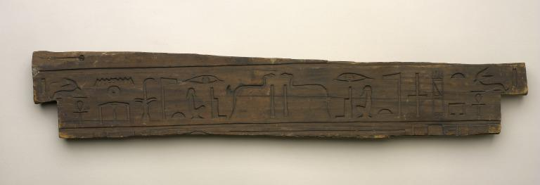Coffin Fragment of Wen-ankh card