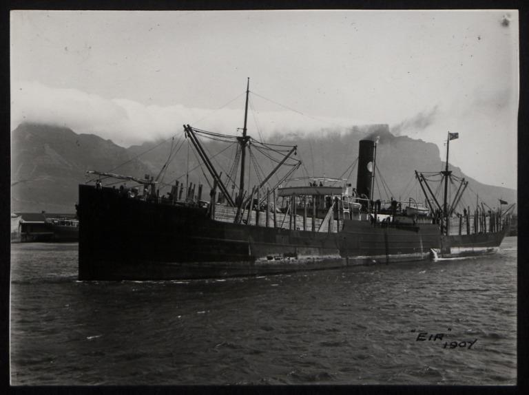 Photograph of Eir, Jacob R Olsen card