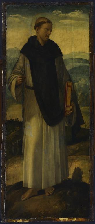 St. Leonard card