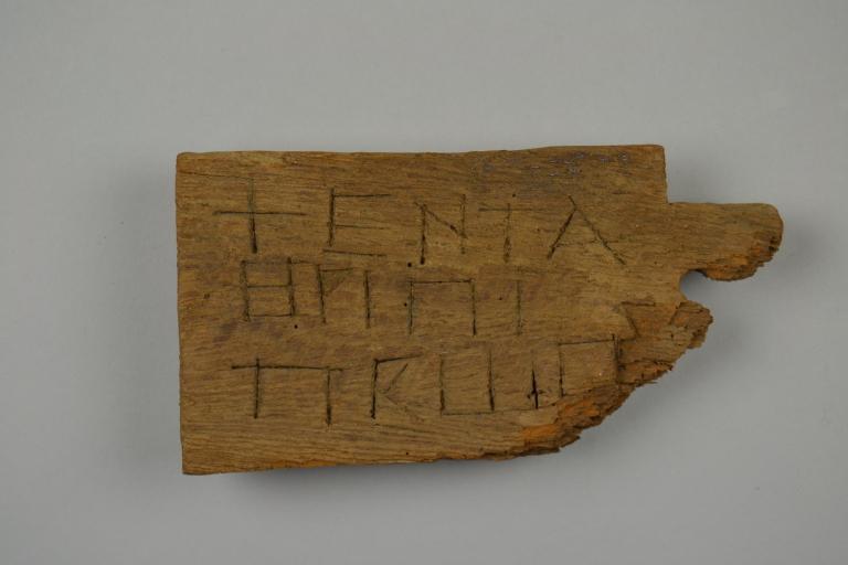 Mummy Label card