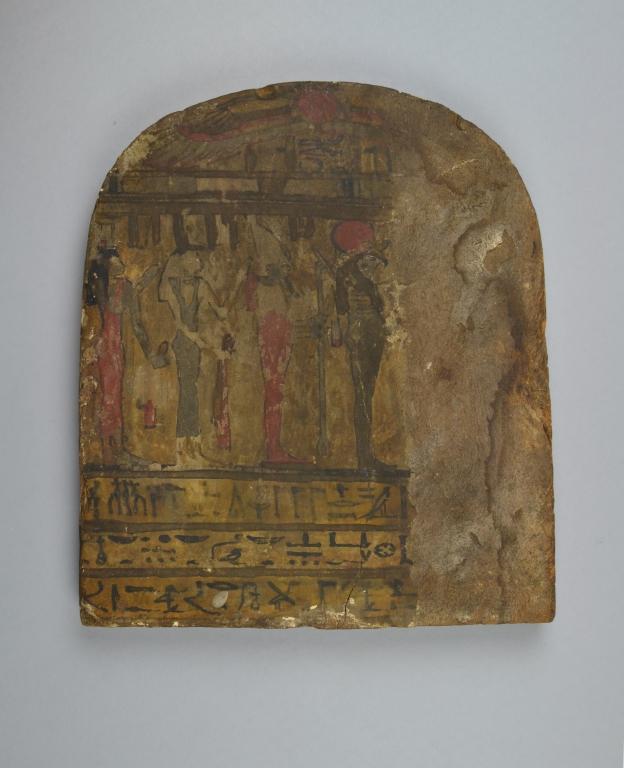 Stela of Hat card