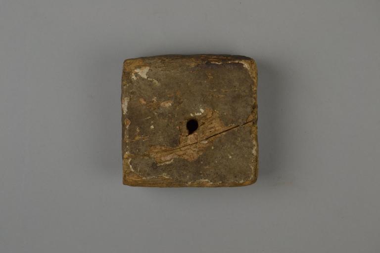 Ptah-Sokar-Osiris Figure Fragment card