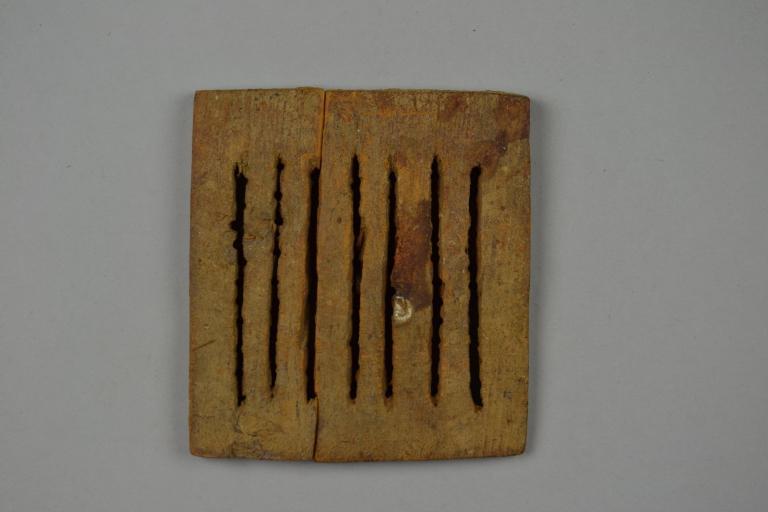 Model Part card