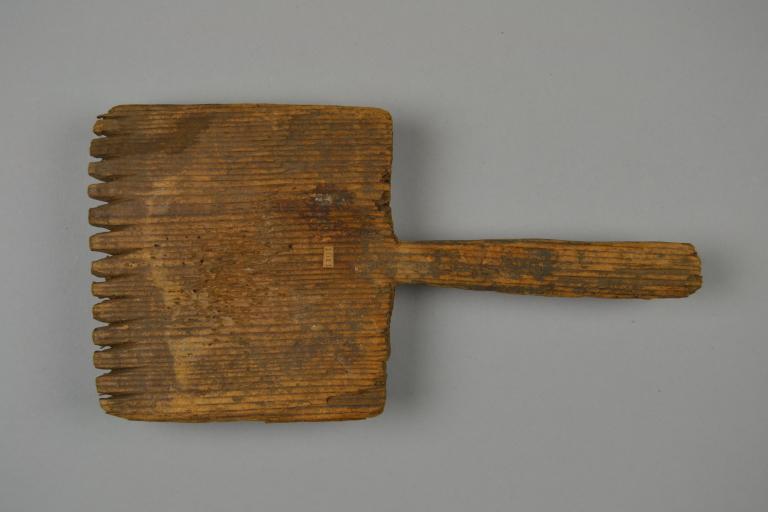 Weaving Tool card