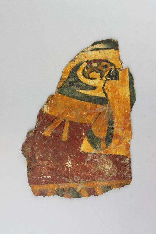Cartonnage Fragment card