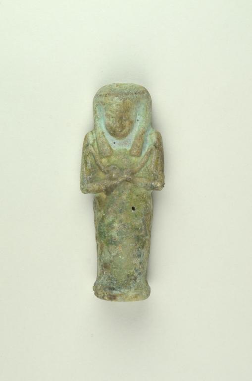Shabti of Si-amun card