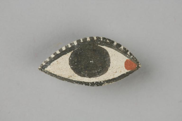 Eye Inlay card