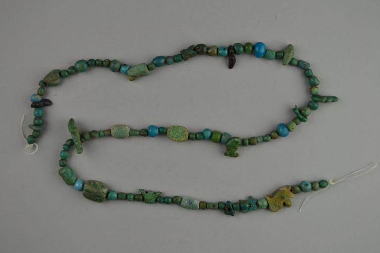 String of Beads card