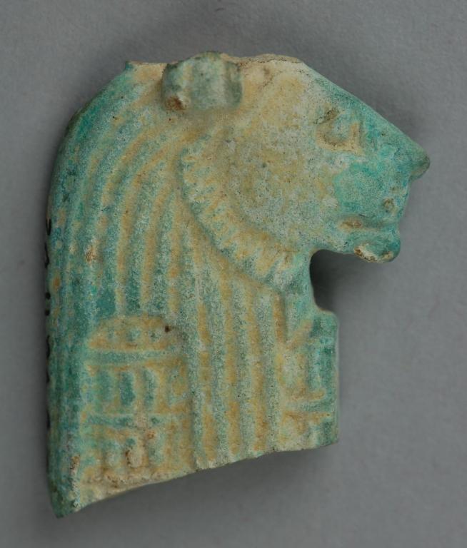 Sekhmet Amulet card