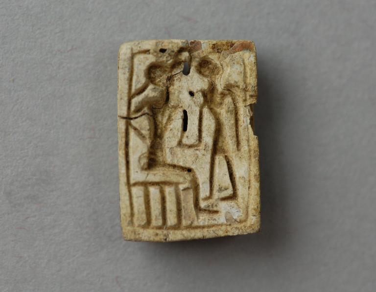 Plaque Amulet card