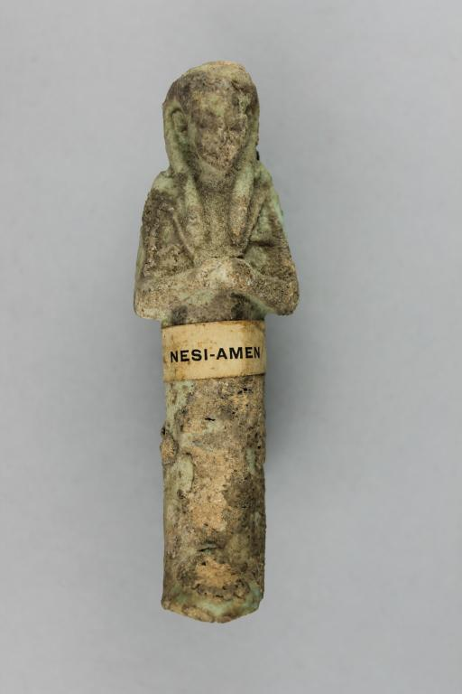 Shabti of Nesi-amun card