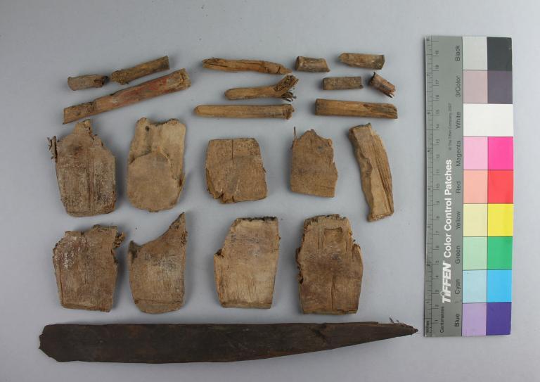 Coffin of Keki (Fragments) card