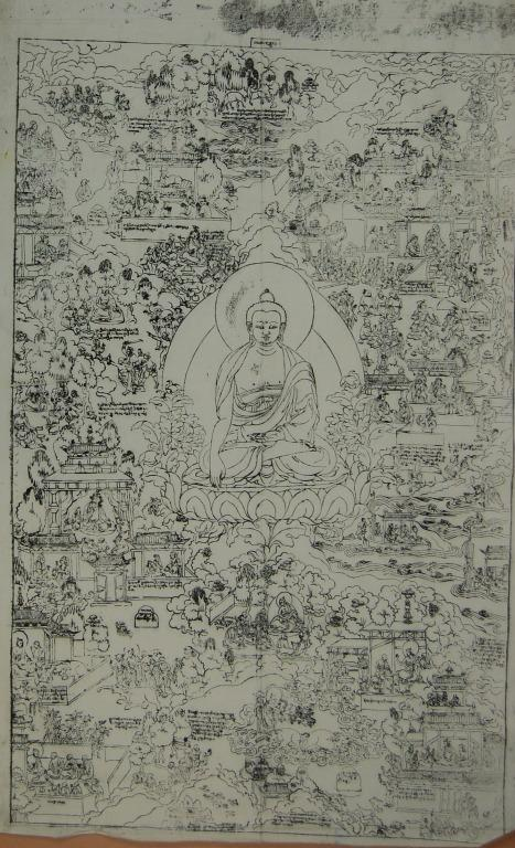 Previous Life Stories of the Buddha card
