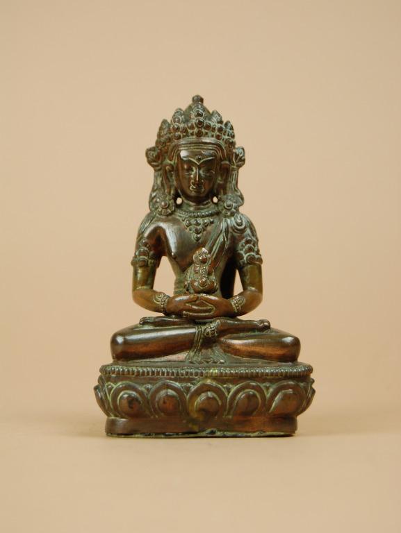 Religious Figure / Tse-pa-me card