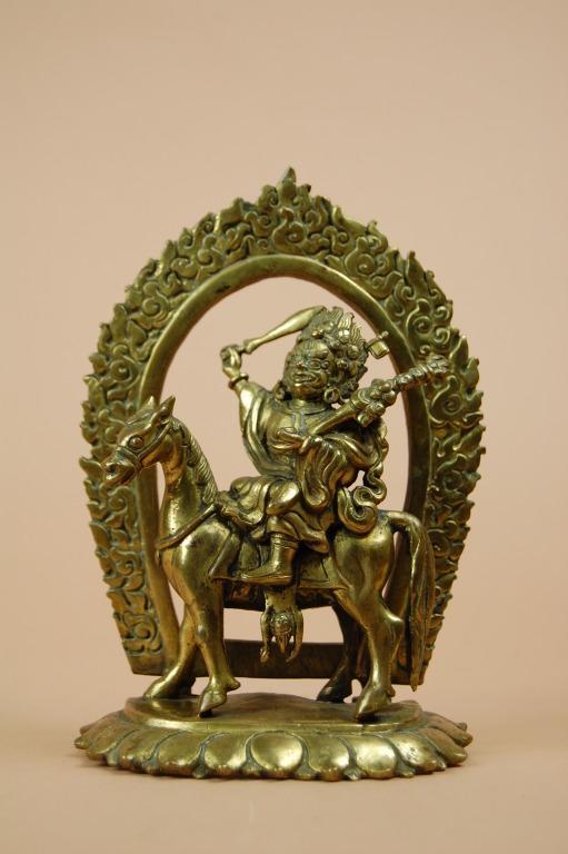 Religious Figure / Lhamo Maksorma card