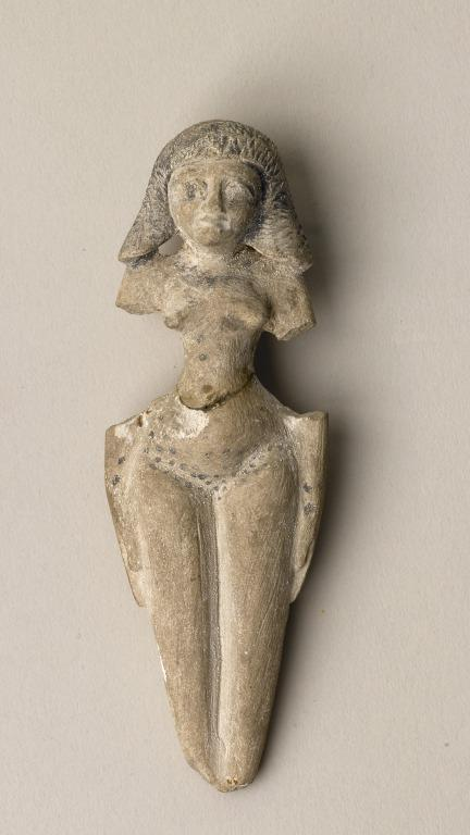 Figure of a Woman card