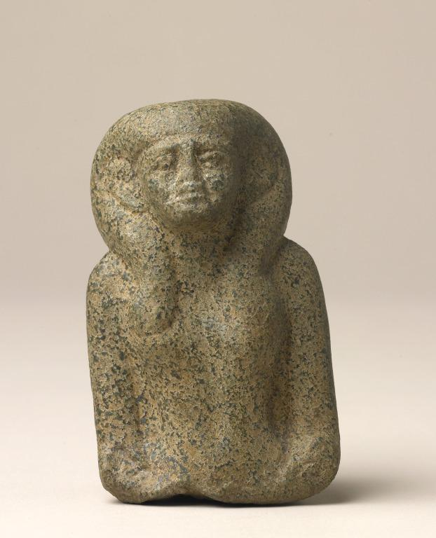 Statuette of a Woman card