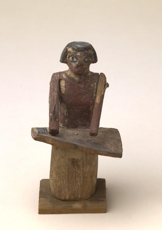 Model of a Scribe card