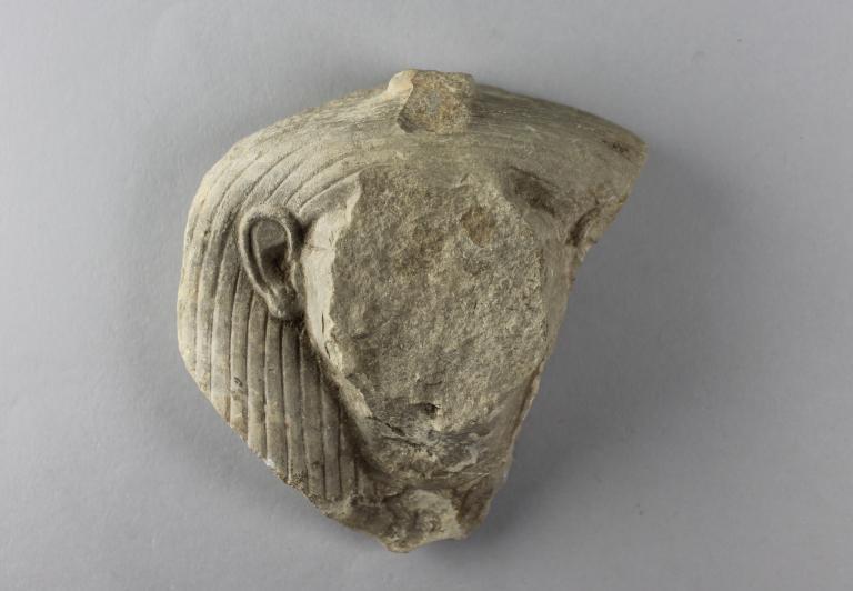 Sculpture Fragment card