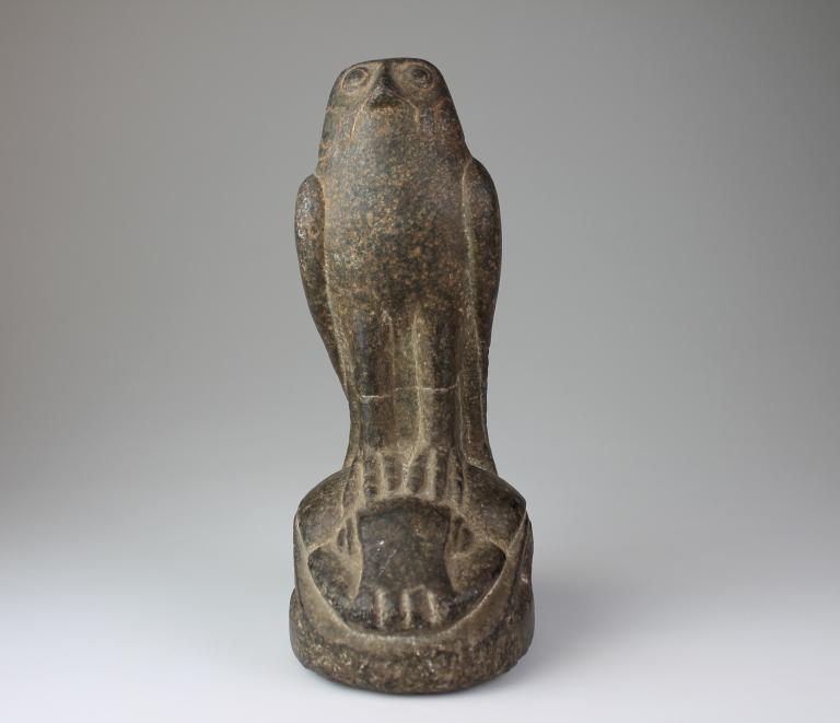 Figure of a Falcon and a Scarab (Forgery) card