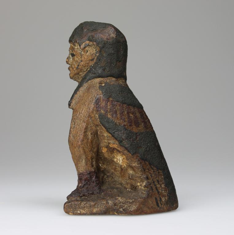 Ba Bird Figurine card