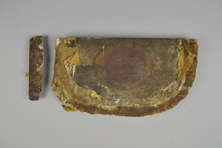 Coffin Footboard (of Padiamun) card