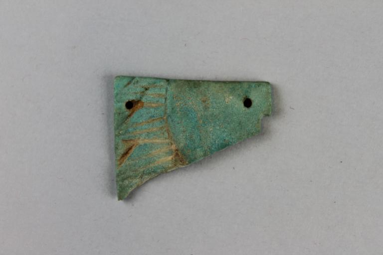 Funerary Scarab Wing card