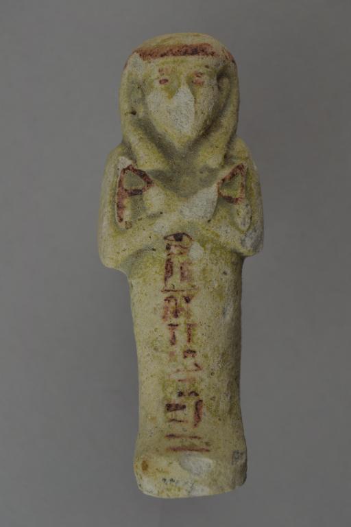 Shabti of Nes–amun card