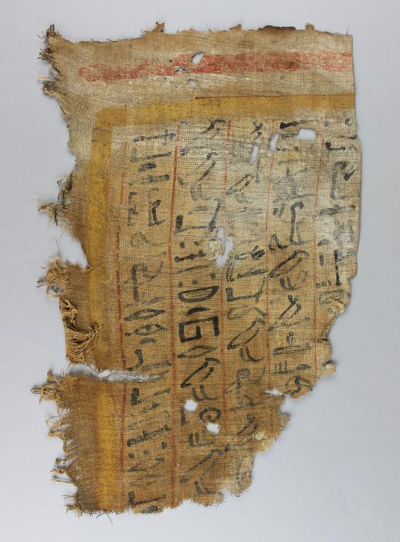 Mummy Shroud card