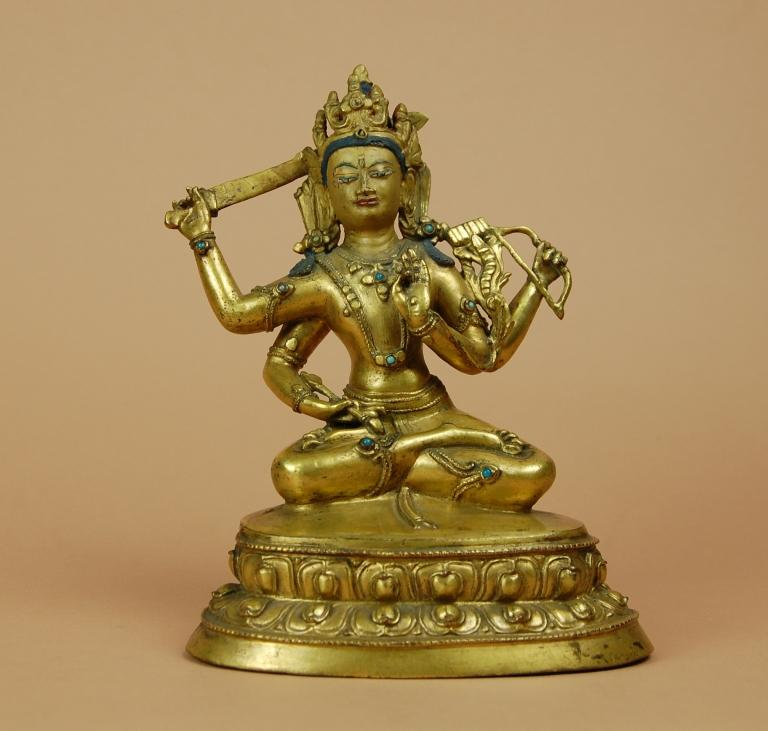 Religious Figure / Jampalyang card