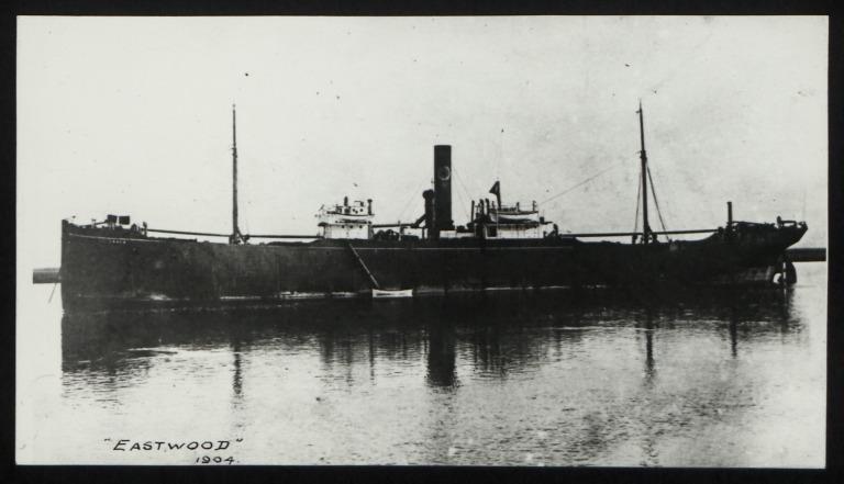 Photograph of Eastwood, Horsley Line Ltd card