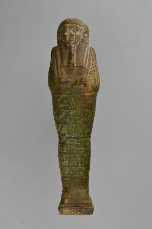 Shabti of Hor–sa–isis card