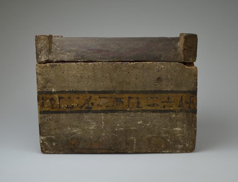Shabti Box of Tetuta card