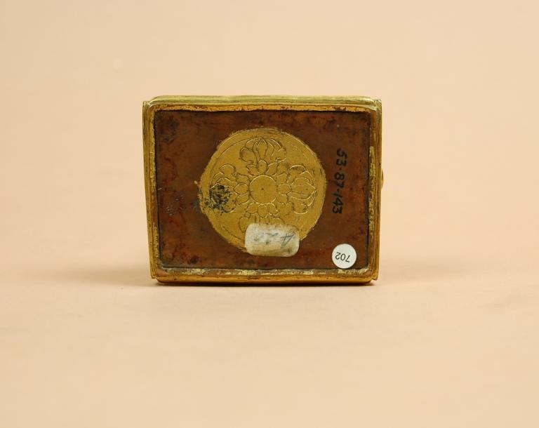 Religious Figure / Lama card